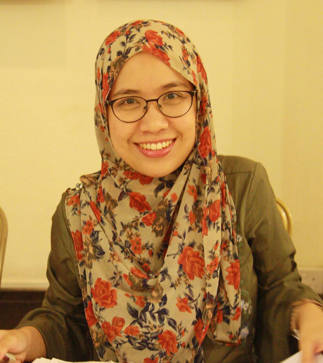 Nur Syuhada' binti Asmar