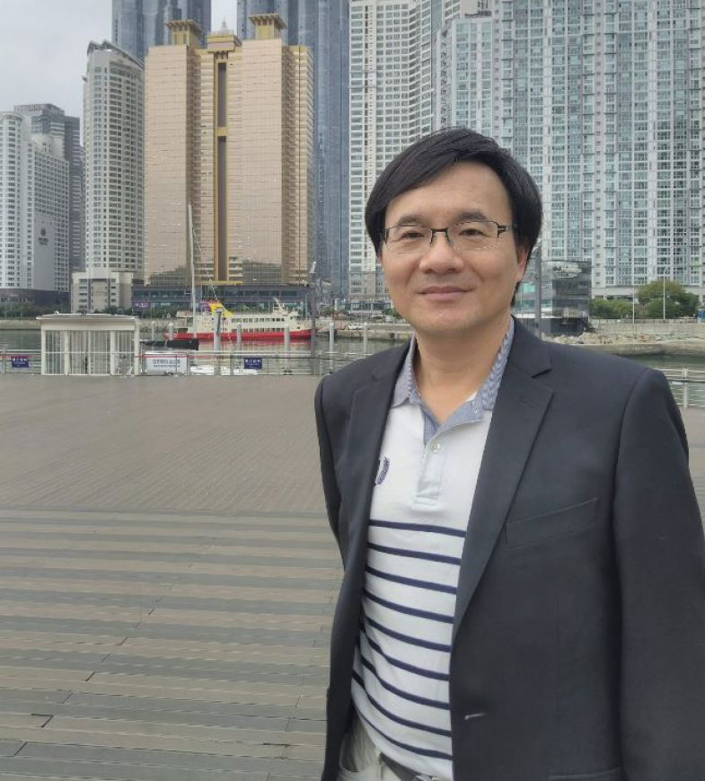 Prof. Dr. Wei-Hsin Chen