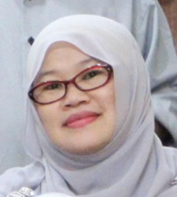 Prof. Dr. Aishah Abdul Jalil